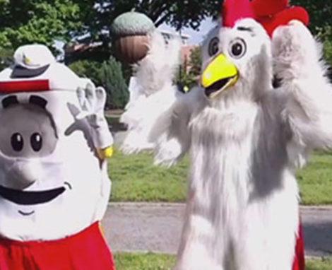 Happy Dance Like a Chicken Day!