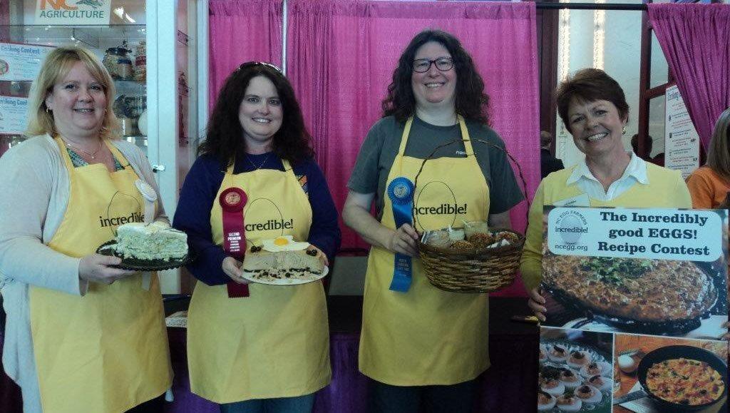 Recipe Contest Winners 2015