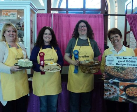 Recipe Contest Winners 2015
