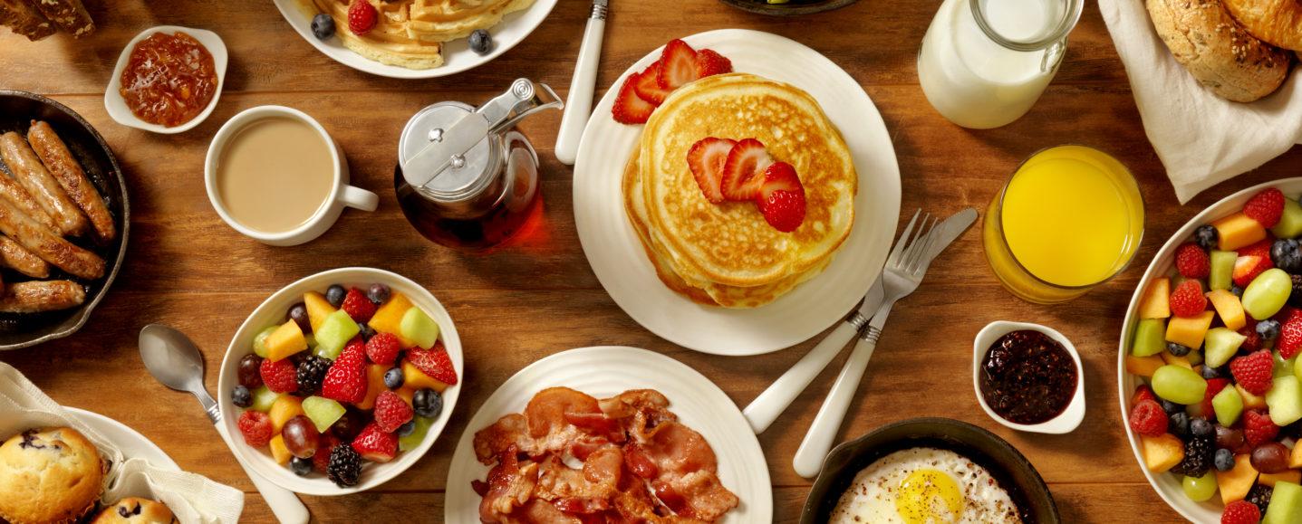 Dear Breakfast Food, A Poem For You