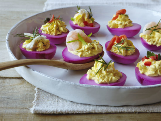 Deviled Eggs Gone Wild: Untraditional Deviled Egg Recipes for Thanksgiving Dinner