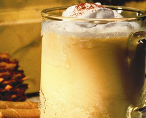 Classic Cooked Egg Nog