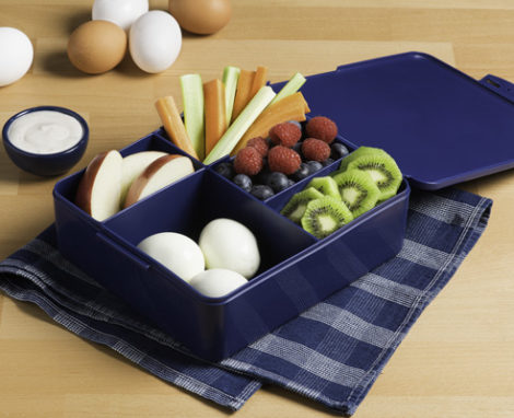 Fresh Fruit Bento Box
