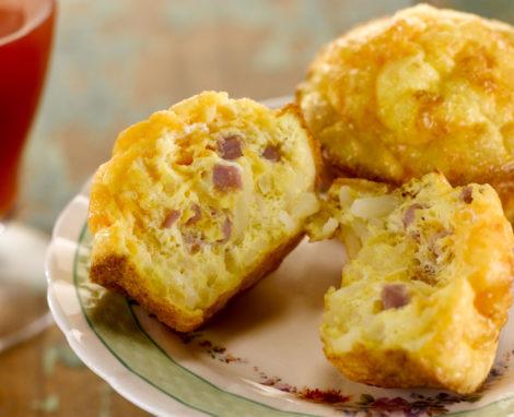 Hash Brown Potato Egg Cups