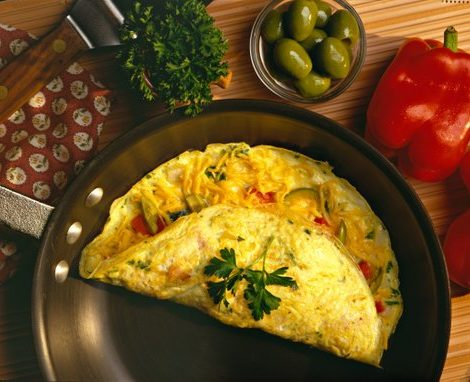 """The Incredible Edible Easy Omelet: """"Eggonomical"""" Omelet"""