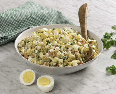 Mexican Street Corn Egg Salad