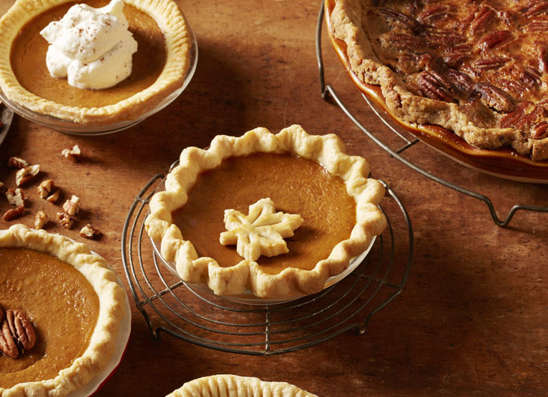 Mini-Pumpkin-Pies-and-Pecan