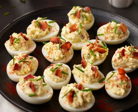 Sister Mary's Heavenly Deviled Eggs