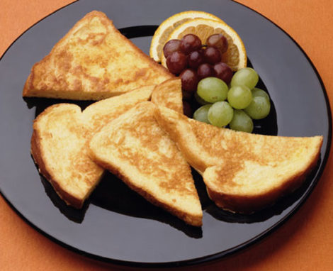 Make-Ahead Toaster French Toast