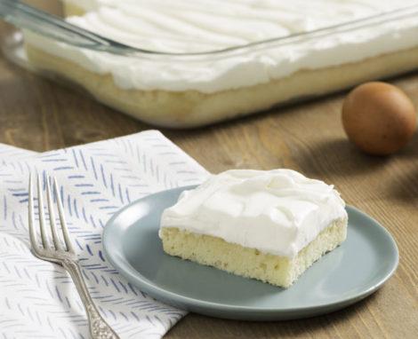 TresLeches (Milk Cake)