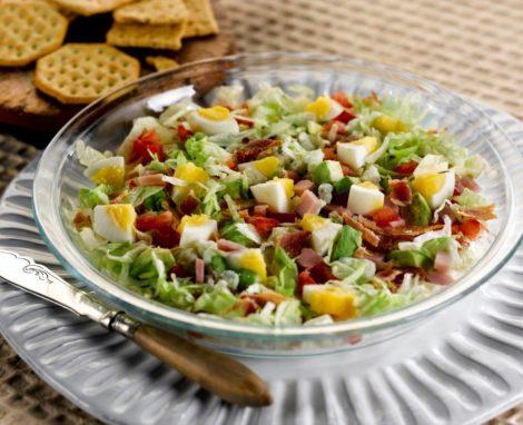 Cobb Salad Dip
