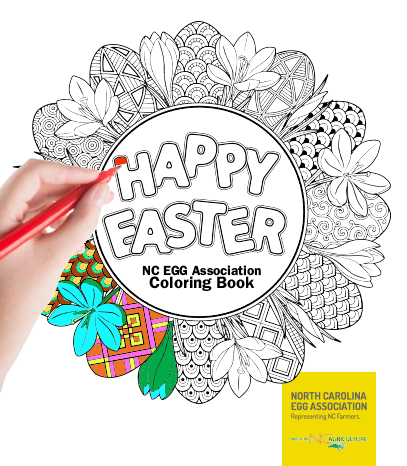 Download Our Easter Coloring Book