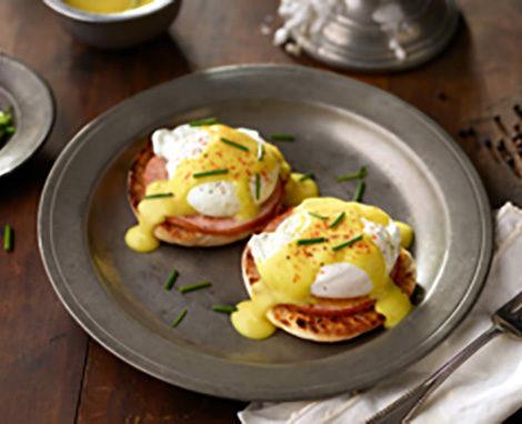 Benedict Arnold's Eggs Benedict