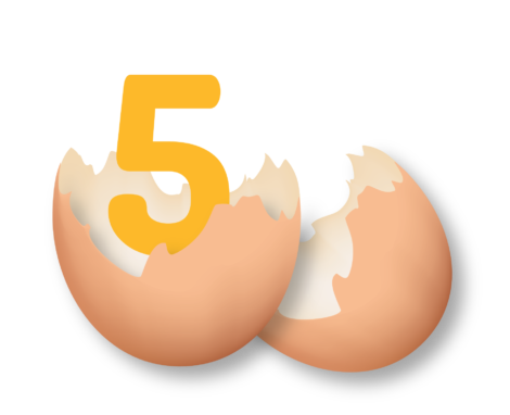 5 egg shell uses from nc egg