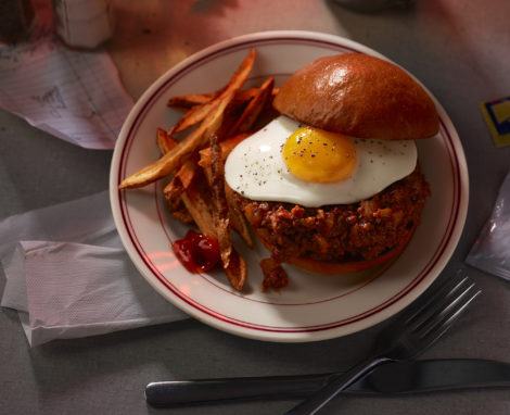 Dees Sloppy Joe Eggs