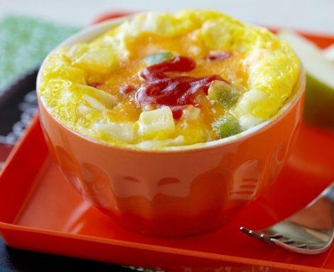 Microwave 3-Minute Breakfast Hash
