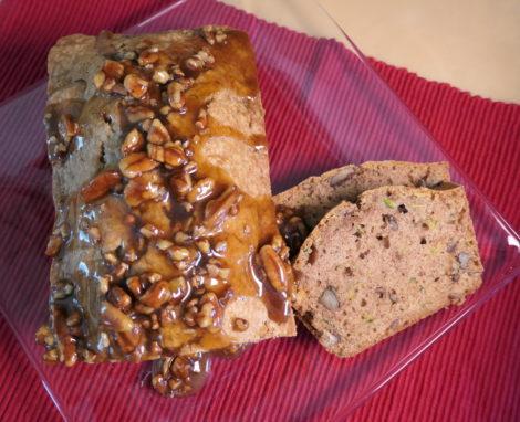 Pecan Praline Breakfast Bread