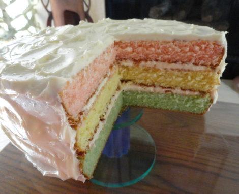 Grandma's Fun Cake