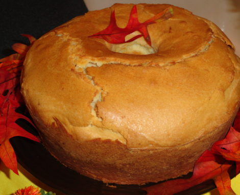 The Leslie's Good Ole' Pound Cake