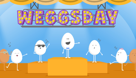 July Through October, Wednesdays Are All About Eggs!