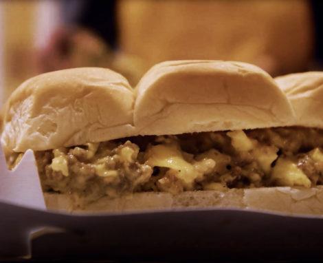 Mini Egg Sandwiches