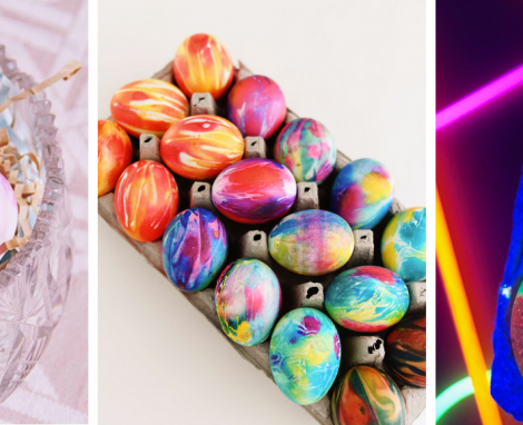 Creative Easter Egg Crafts & Recipes Your Family Will Love