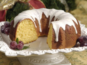 Egg Nog Cake Recipe_From NC Egg
