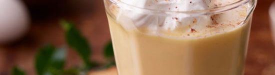 The Egg Nog Story: Medieval, Debated, and Sometimes Boozy