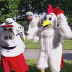 Happy Dance Like a Chicken Day!